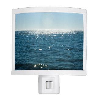 Sunlit Ocean Night-Light Nite Lights