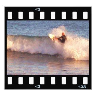 sunlit surf photo art