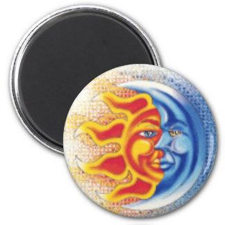 SunMoon Magnet
