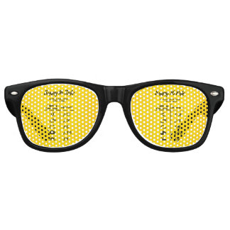 Sunny 16 rule retro sunglasses