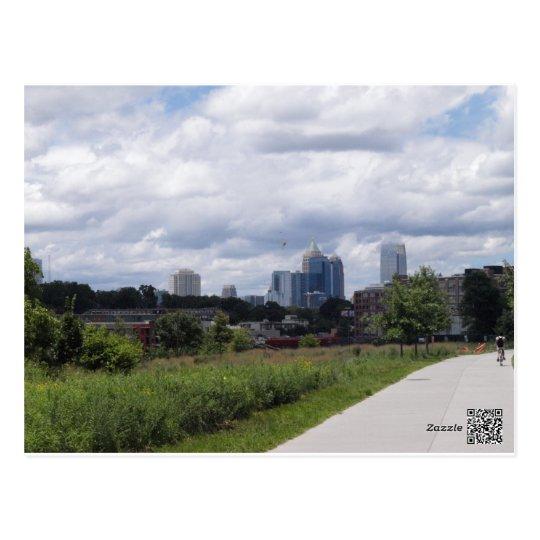 Sunny Atlanta Day Postcard