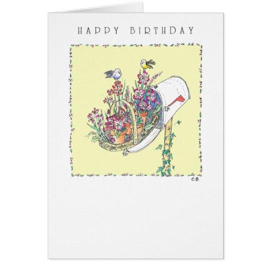 """""""Sunny"""" Birthday Card"""