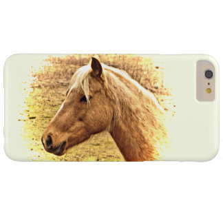 Sunny Blonde Brown Horse Animal iPhone 6 Plus Case