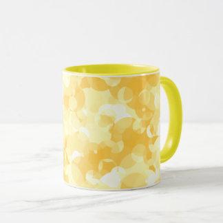 Sunny Bright Shades of Yellow Mug