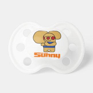 Sunny Bunny Pacifier