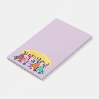 Sunny Bunny Post-it Notes