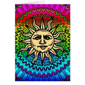 Sunny Card