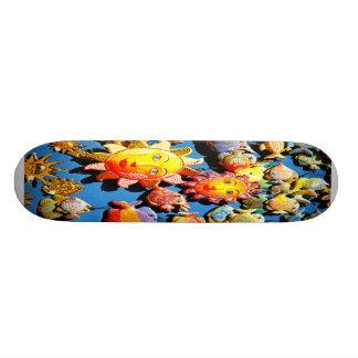 Sunny Ceramics Skateboard Deck