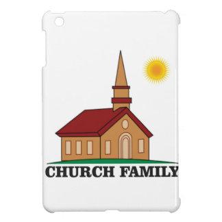 sunny church family iPad mini cases