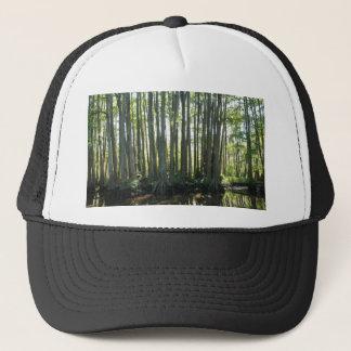 Sunny Cypress Trucker Hat