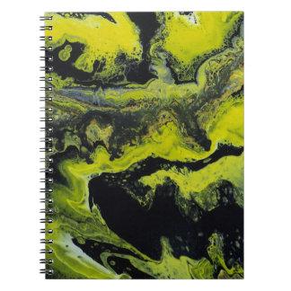 Sunny Darkness Notebook