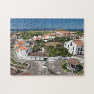 Sunny day at Ribeirinha Jigsaw Puzzle