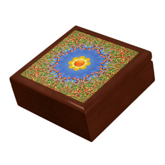 Sunny Day Colorful Tile Gift Box
