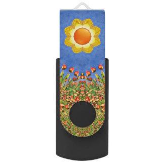 Sunny Day  Colorful USB Flashdrive Flash Drive