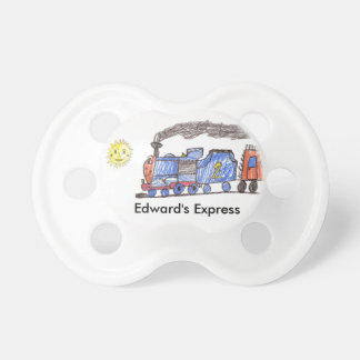 Sunny Day Edward's Express Pacificer Pacifier