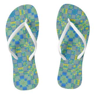 Sunny Day Flip Flops