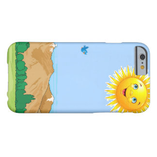 sunny day iphone 6/6s case. barely there iPhone 6 case