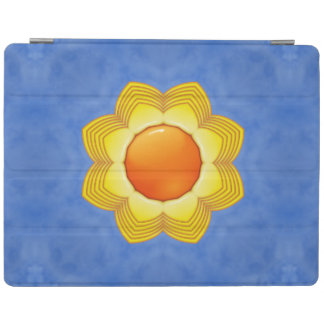 Sunny Day Kaleidoscope  iPad Smart Covers iPad Cover