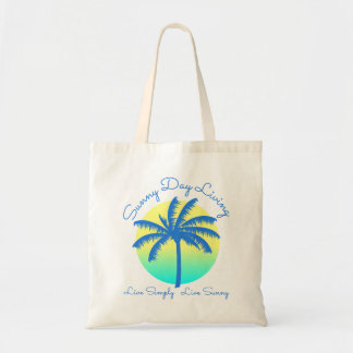 Sunny Day Living Tote Budget Tote Bag