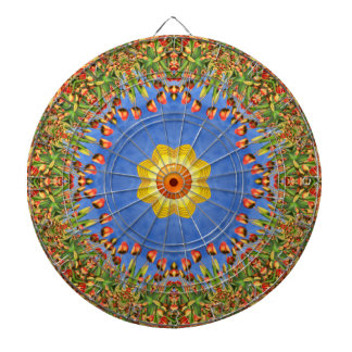 Sunny Day Metal Cage Dartboards