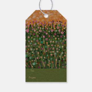 Sunny Day Pack Of Gift Tags