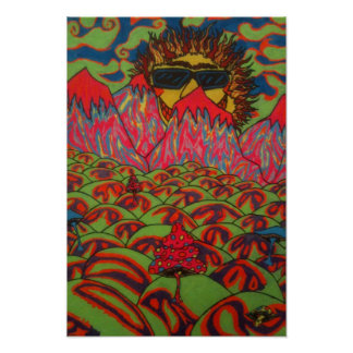 Sunny Day Poster