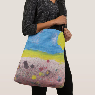 Sunny Day Watercolor Tote by Nate