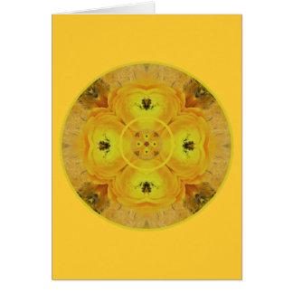 Sunny Dayz Solar Plexus Chakra Card