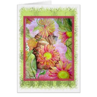 Sunny Daze Notecards Card