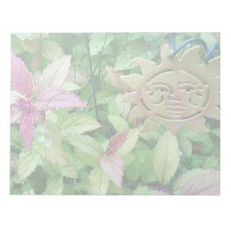 Sunny Dew Notepad