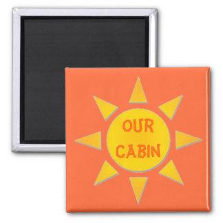 Sunny Door Marker Magnet
