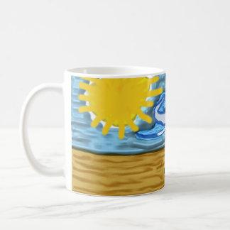 Sunny Elephant Coffee Mug
