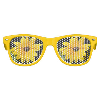 Sunny Flower in Full Bloom Kids Sunglasses