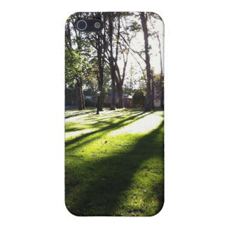 Sunny Forest Cover For iPhone 5/5S