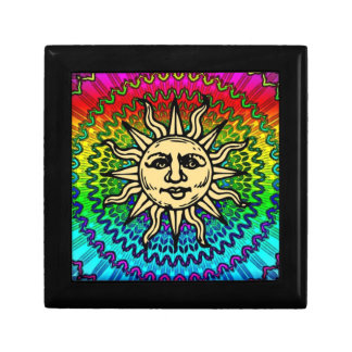 Sunny Gift Box
