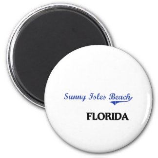 Sunny Isles Beach Florida City Classic Magnet
