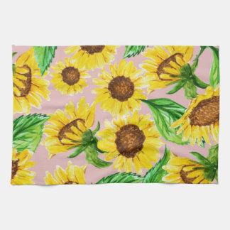 Sunny Kitchen Towel