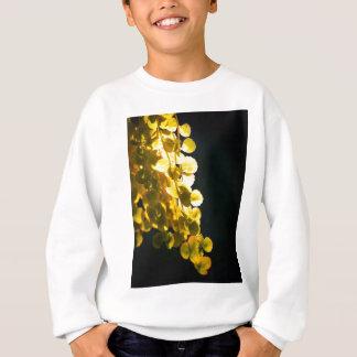 Sunny leaves sweatshirt