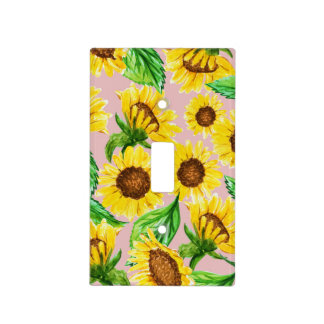 Sunny Light Switch Cover
