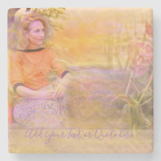 Sunny Moments Stone Coaster