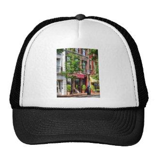 - Sunny Morning Alexandria VA Trucker Hats