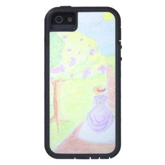 Sunny Morning Walk iPhone 5 Case