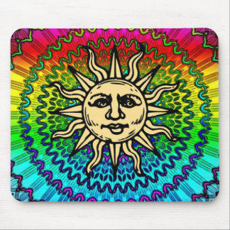 Sunny Mouse Pad
