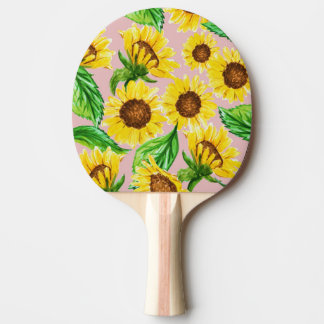 Sunny Ping Pong Paddle
