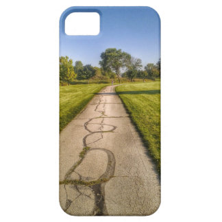 Sunny Road iPhone 5 Cover