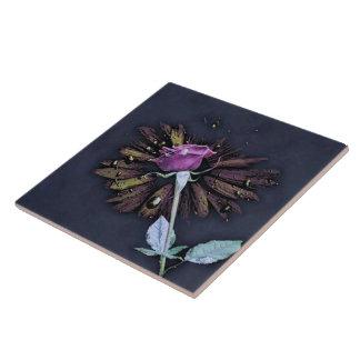 Sunny Rose Tile