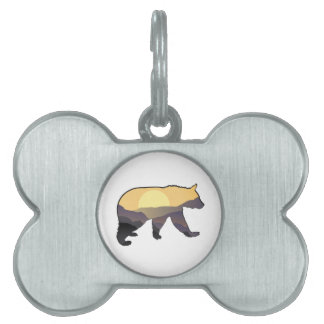 Sunny Side Up Pet Name Tag