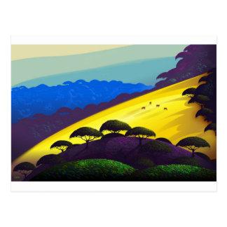 Sunny Slope High Rez.jpg Postcard