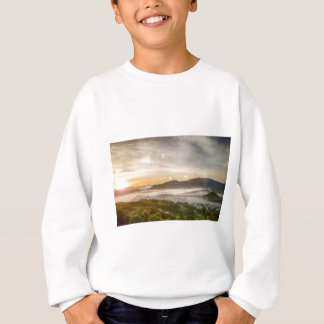 Sunny Soon Small Town Mist Sky Dawn The Morning Sweatshirt