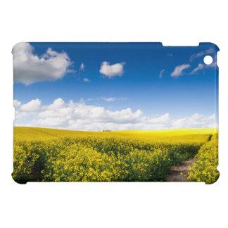 Sunny summer landscape iPad mini case